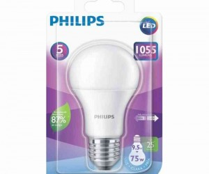 LAMPADA LED PHILIPS 9,5W BRANCA
