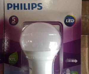 LAMPADA LED PHILIPS 8W BRANCA