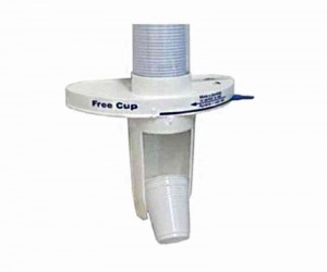 DISPENSADOR DE COPOS  FREE CUP CAFE
