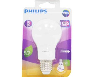 LAMPADA LED PHILIPS 9,5W QUENTE